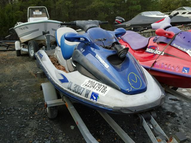 Salvage 2001 Seadoo MARINE LOT for sale
