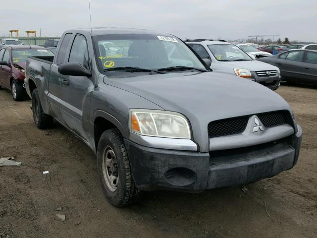 Auto Auction Ended On Vin 1z7hc22k97s162927 2007 Mitsubishi Raider