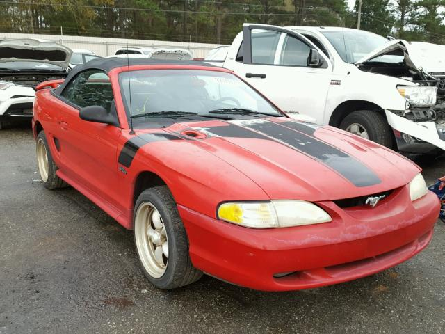 1998 ford mustang gt for sale al mobile salvage cars. Black Bedroom Furniture Sets. Home Design Ideas