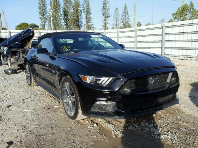 2017 FORD MUSTANG GT 5.0L