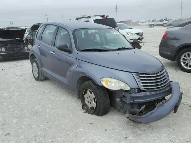 Auto Auction Ended On Vin 3a4fy48b57t612105 2007 Chrysler Pt Cruiser In Tx Ft Worth