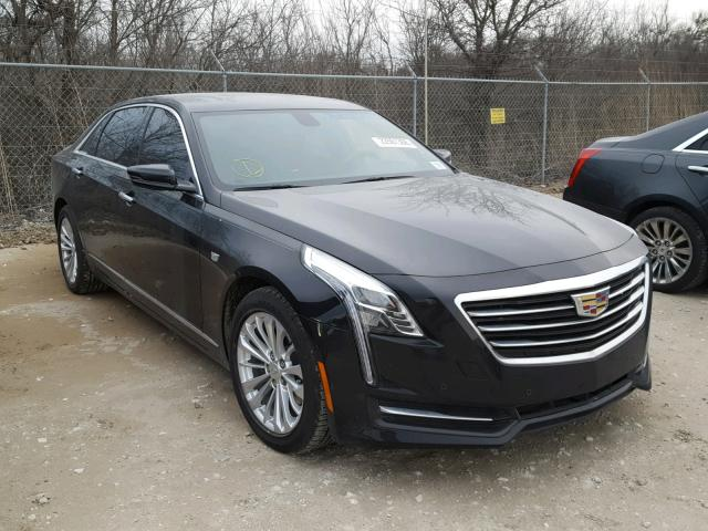2017 cadillac ct6 for sale tx dallas salvage cars copart usa. Black Bedroom Furniture Sets. Home Design Ideas