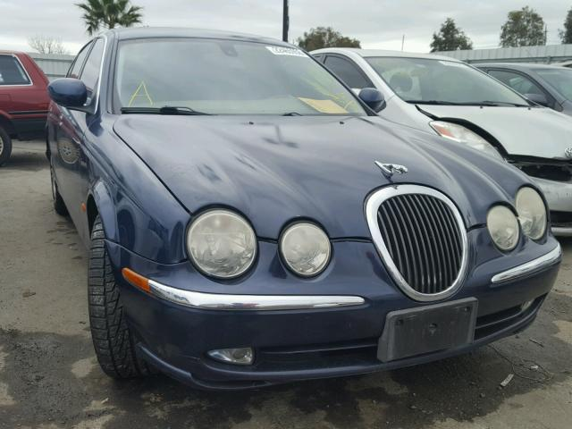 2003 JAGUAR S-TYPE 4.2L