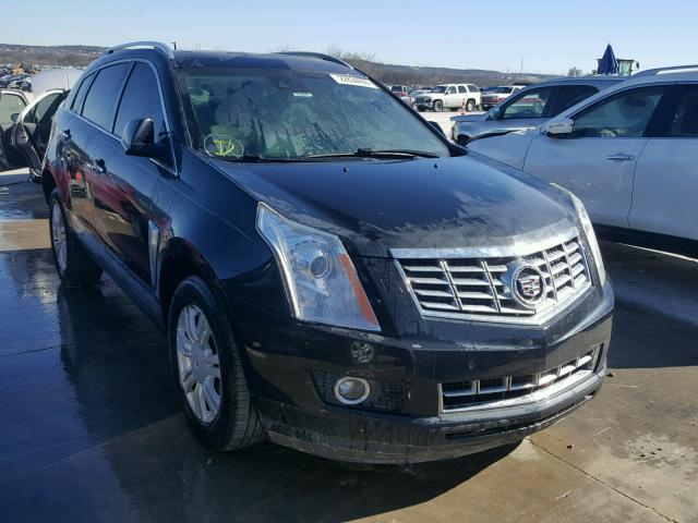 2013 cadillac srx performance collection photos salvage car auction copart usa. Black Bedroom Furniture Sets. Home Design Ideas