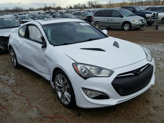 2016 Hyundai Genesis Coupe 3 8 R Spec For Sale Mo St