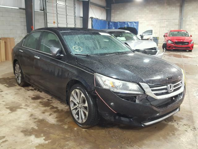 2014 honda accord sport for sale pa philadelphia east sublot salvage cars copart usa. Black Bedroom Furniture Sets. Home Design Ideas