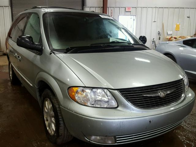 2003 CHRYSLER TOWN & COU 3.8L