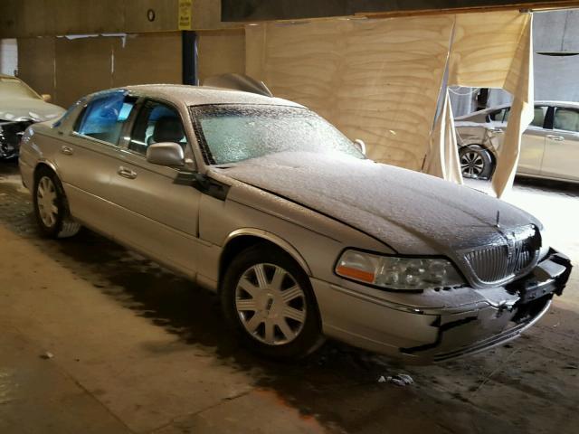 2005 LINCOLN TOWN CAR S 4.6L
