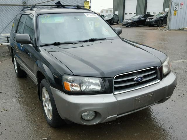 Jf1sg65624h721826 2004 Black Subaru Forester 2 On Sale In Wi
