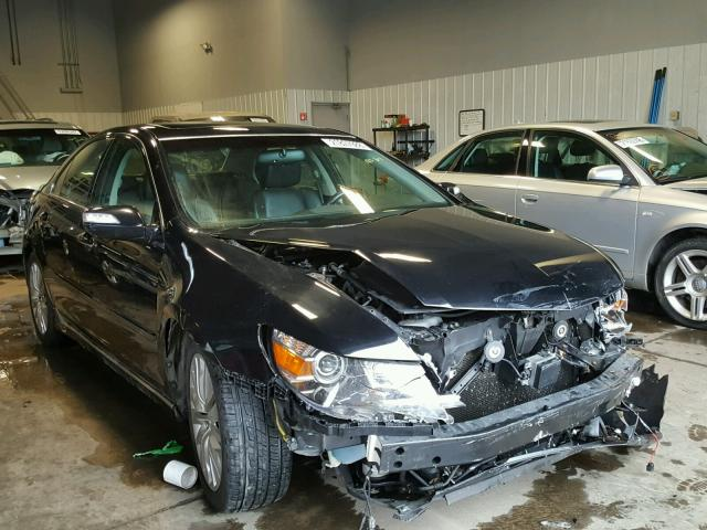 auto auction ended on vin jh4kb2f64bc000769 2011 acura rl in mn