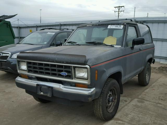 1988 FORD BRONCO II 2.9L