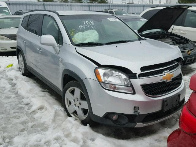 2012 Chevrolet Orlando Ltz Photos Salvage Car Auction Copart Usa