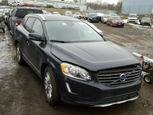 2015 volvo xc60 t5 for sale pa philadelphia salvage cars copart usa. Black Bedroom Furniture Sets. Home Design Ideas