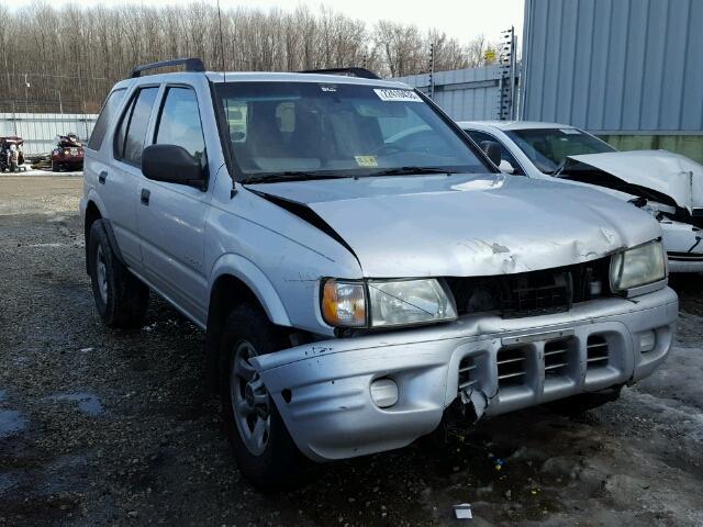 2003 ISUZU RODEO S 3.2L