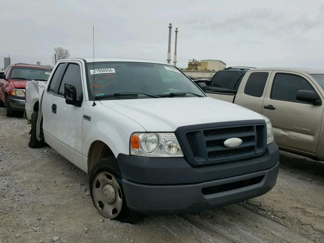 2007 Ford F150 For Sale Ok Tulsa Salvage Cars