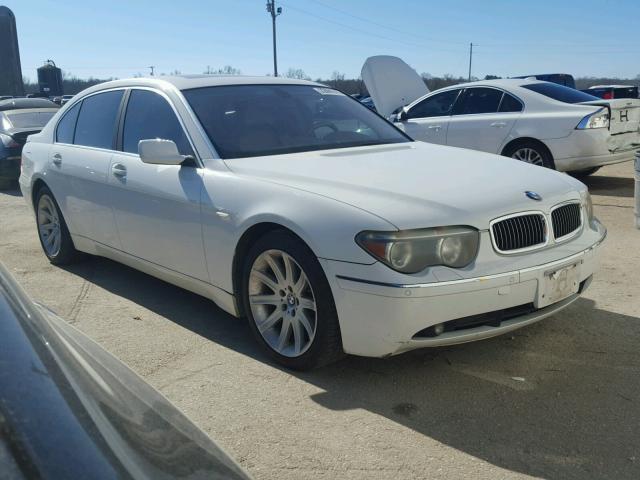 2003 BMW 745 LI 44L