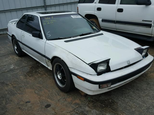 1990 Honda Prelude 20si Photos Salvage Car Auction Copart Usa
