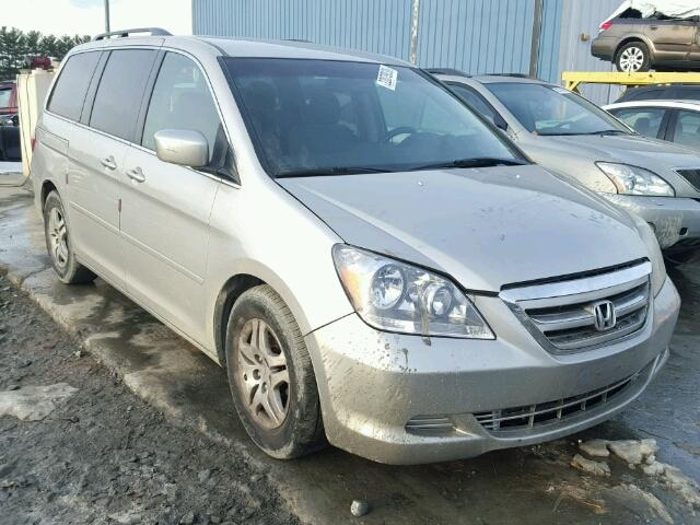 2005 honda odyssey ex for sale nj trenton salvage for Honda odyssey for sale nj