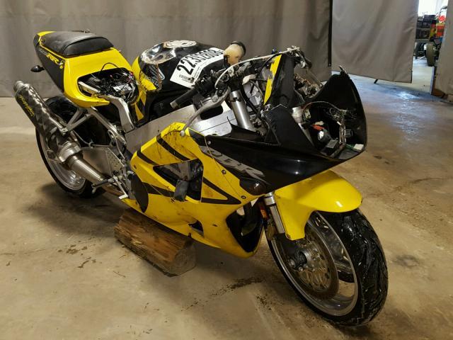 2001 HONDA CBR900 RR 4