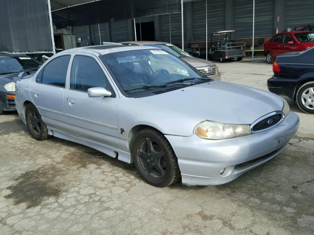 1999 ford contour svt specs