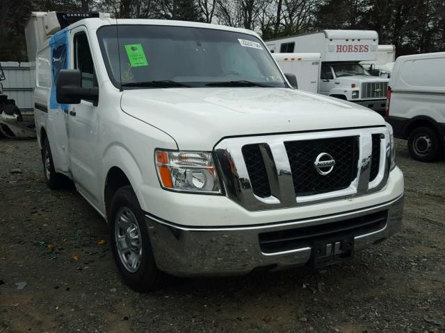 2013 nissan nv 1500 for sale pa philadelphia salvage cars copart usa. Black Bedroom Furniture Sets. Home Design Ideas