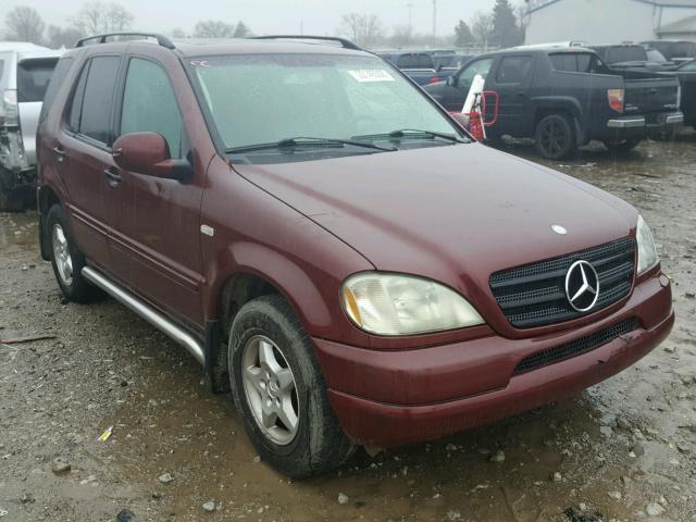 2000 Mercedes Benz Ml 320 3 2l