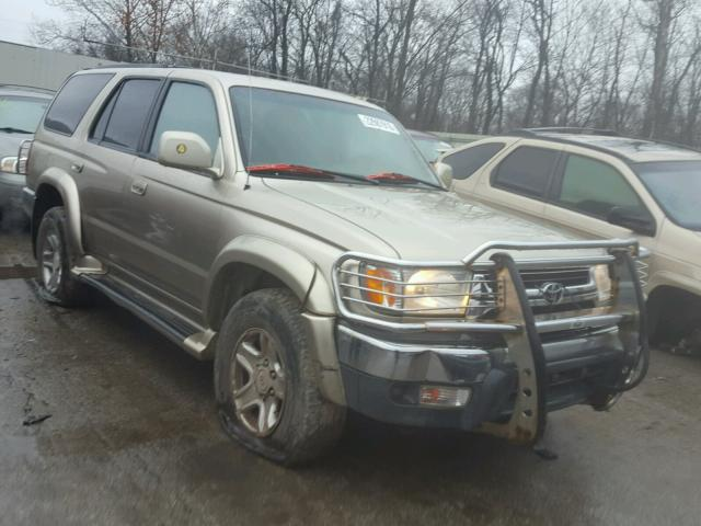Salvage 2001 TOYOTA 4RUNNER SR - Small image. Lot 22587918