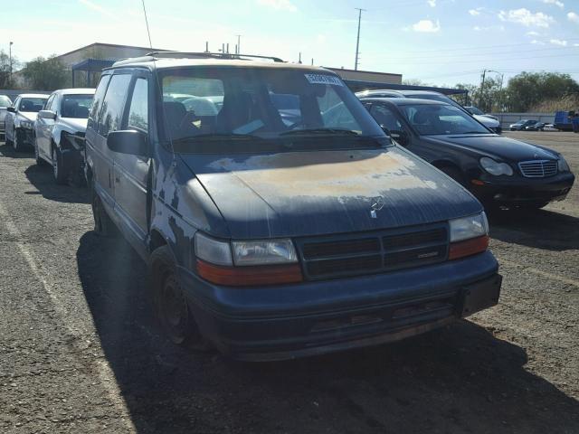 1995 DODGE CARAVAN SE 3.0L