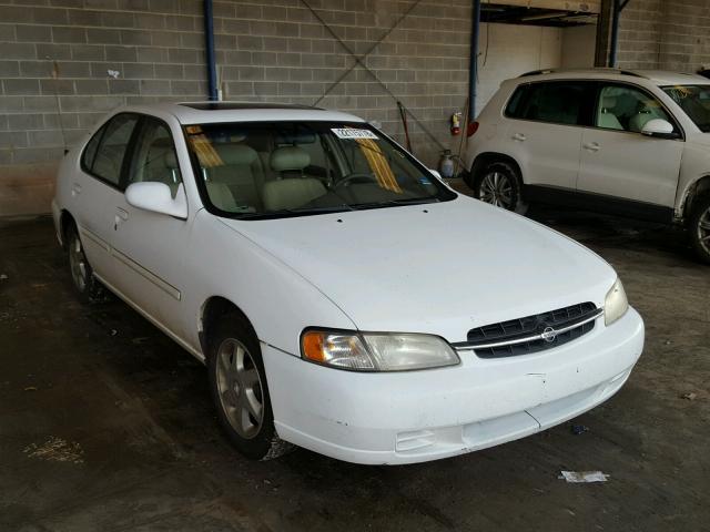 1998 nissan altima xe for sale ga cartersville salvage cars copart usa. Black Bedroom Furniture Sets. Home Design Ideas