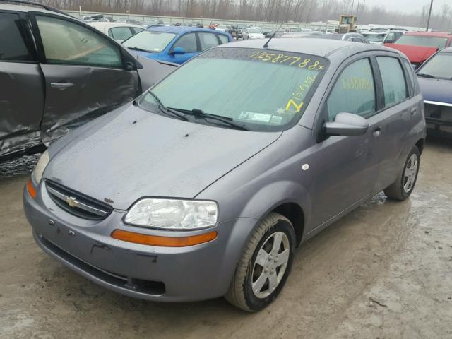 2008 Chevrolet Aveo Base Photos Salvage Car Auction Copart Usa