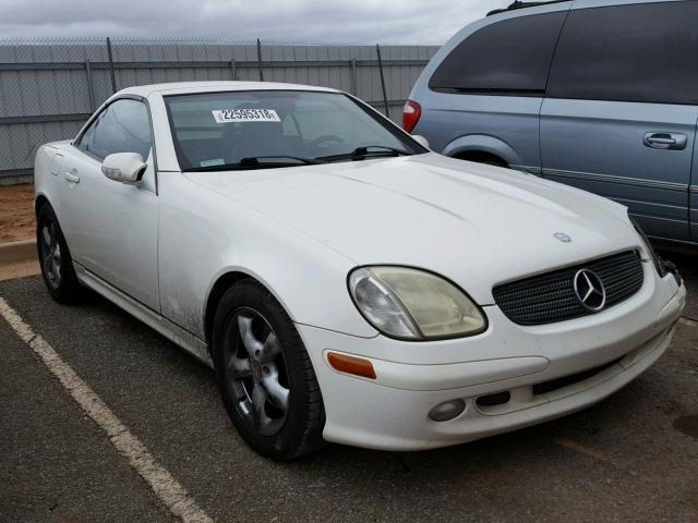 2002 mercedes benz slk 320 for sale ok oklahoma city for Mercedes benz okc service