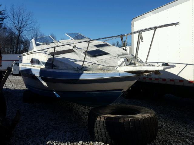 Salvage 1990 Bayliner 2651 SUNBR for sale