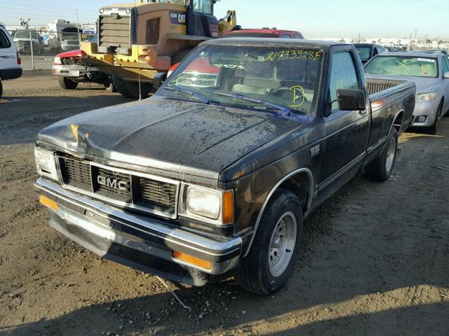 1985 GMC S TRUCK S15 Photos | CA - SAN DIEGO - Salvage Car