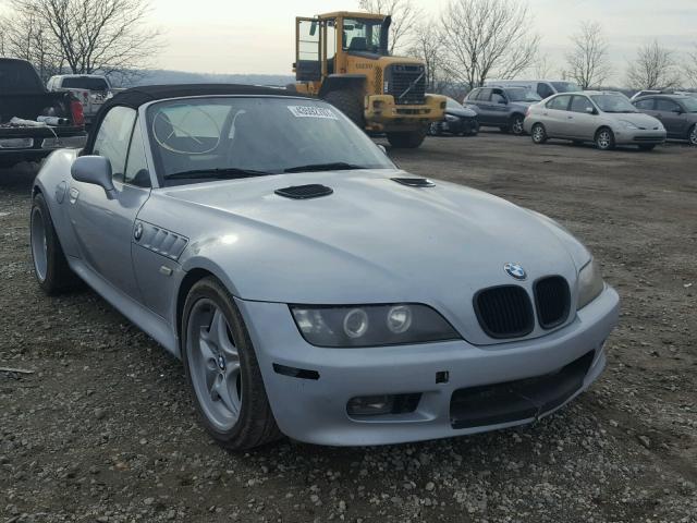 2002 BMW Z3 3.0 3.0L
