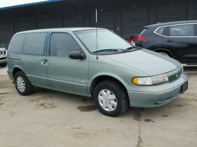 auto auction ended on vin 4n2dn1118vd847801 1997 nissan quest xe in ca hayward autobidmaster