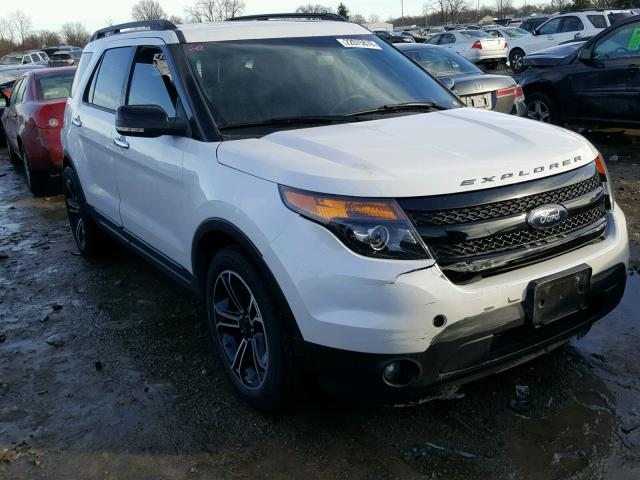 2014 ford explorer sport for sale oh columbus salvage cars copart usa. Black Bedroom Furniture Sets. Home Design Ideas