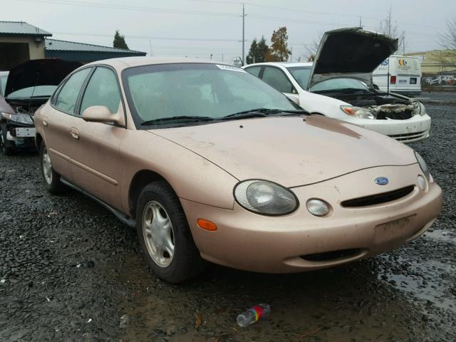 1997 ford taurus value