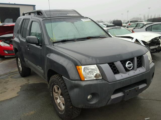 2008 nissan xterra off road for sale ca vallejo salvage cars copart usa. Black Bedroom Furniture Sets. Home Design Ideas