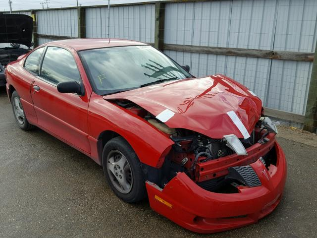 Auto Auction Ended On Vin 1g2jb12fx37308234 2003 Pontiac Sunfire In