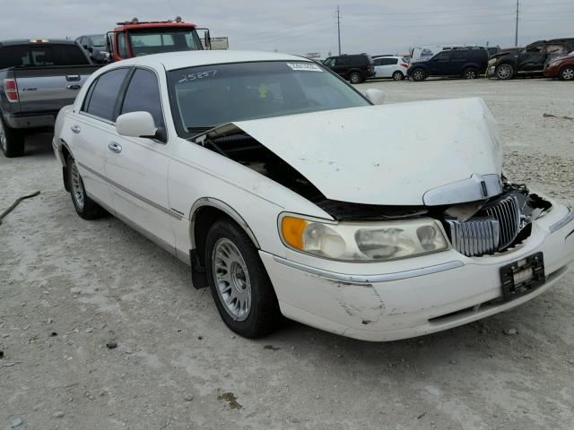2000 Lincoln Town Car Cartier For Sale Tx Ft Worth Salvage