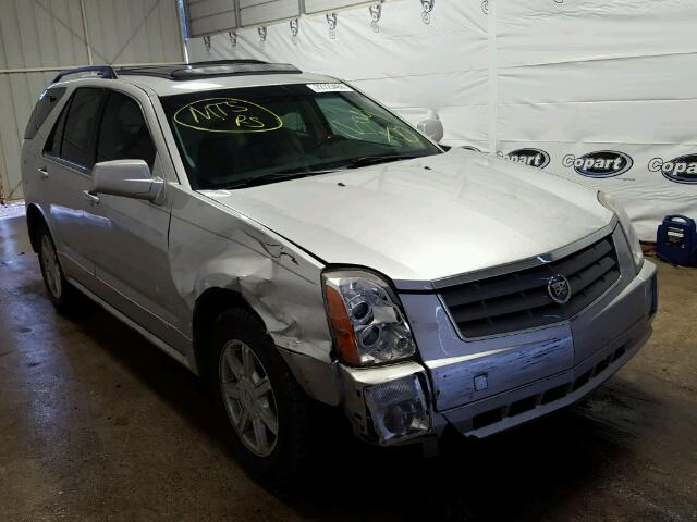 Auto Auction Ended On Vin 1gyde637040121786 2004 Cadillac Srx In Nc