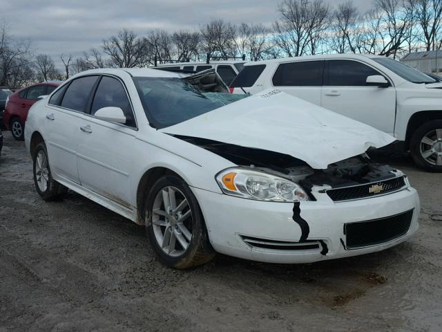 Salvage 2013 CHEVROLET IMPALA - Small image. Lot 22145638