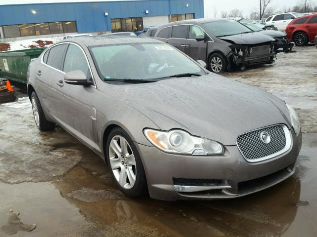 2010 JAGUAR XF LUXURY 4.2L