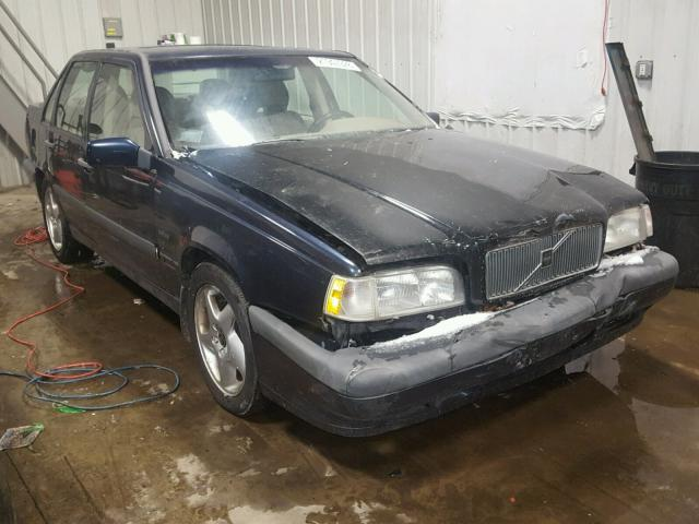 Volvo 850 salvage cars for sale: 1996 Volvo 850