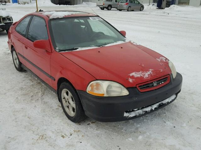 1998 HONDA CIVIC SI 1.6L
