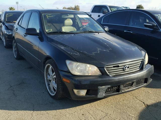 Auto Auction Ended On VIN: JT8BD69S420154510 2002 LEXUS GS