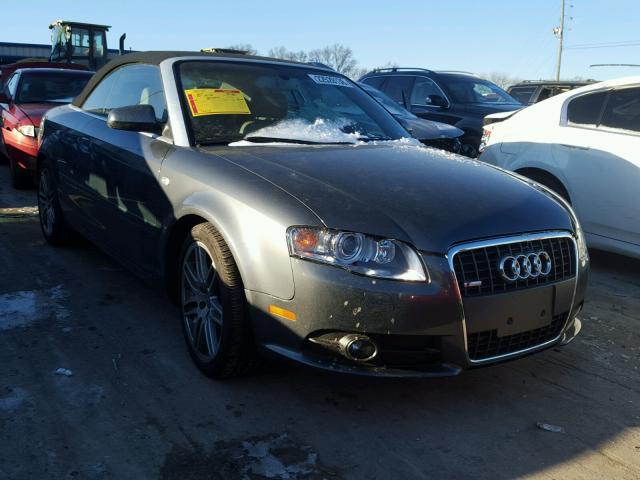 2009 AUDI A4 2.0T CA 2.0L