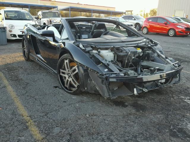 Salvaged LAMBORGHINI for Auction - AutoBidMaster