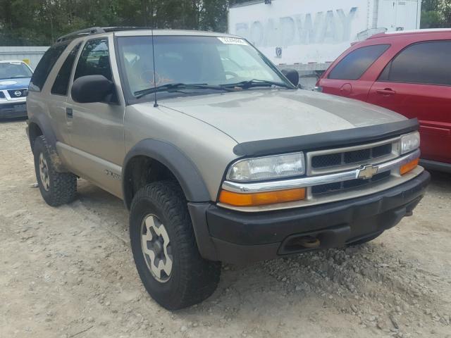 2000 CHEVROLET BLAZER For Sale | FL - TALLAHEE - Salvage Cars ...