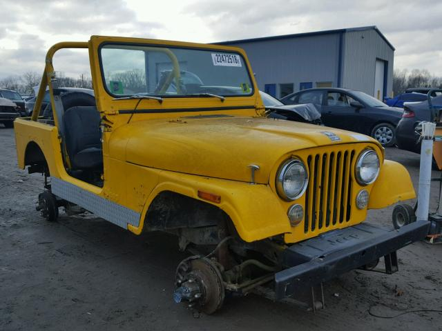 1jccm87e2ct030913 1982 jeep jeep cj7 in ky